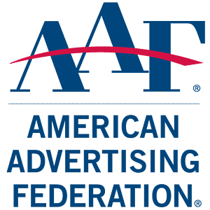 AAF - American Advertising Federation Logo
