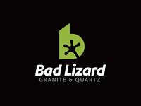 Bad Lizard Logo