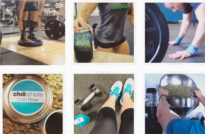 Chill Athlete Instagram How To